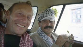 Mellemøsten- en rejse til det lykkelige Arabien
