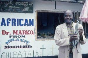 Hvor i alverden ligger Malawi?