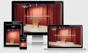 Nyt layout på foredragsportalen.dk