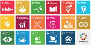 FN's verdensmål og omstilling til bæredygtige samfund.