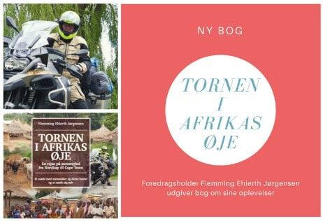 På motorcykel gennem Afrika